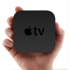Image de Apple TV 3ème géneration (MD199) - Lecteur multimédia Haute Définition avec Airplay