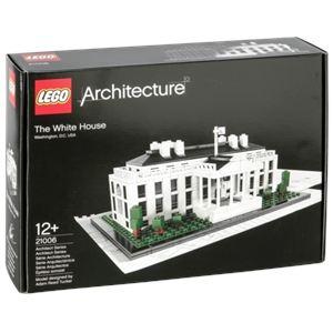 Lego 21006 - Architecture : The White House