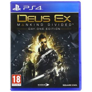 Deus Ex : Mankind Divided sur PS4