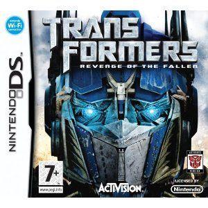 Transformers : La Revanche - Autobots [NDS]