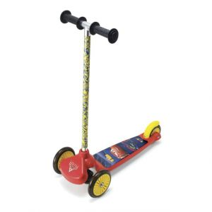 Smoby Patinette TWIST 3 roues Cars 3