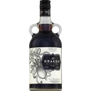 Kraken Black Spiced - Rhum noir épicé de Trinidad et Tobago 40% vol 70 cl
