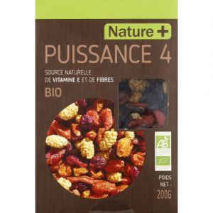 Comptoir des saveurs Fruits secs mélange puissance 4 bio
