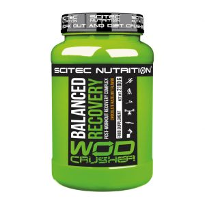 Scitec nutrition Wod Crusher Balanced Recovery - 2.1kg chocolat-noisette