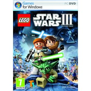 LEGO Star Wars III : The Clone Wars [PC]
