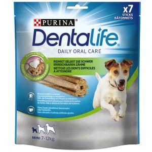 Purina Dentalife Small - 7 bâtonnets (115 g) pour chien de  7 à 12 kg