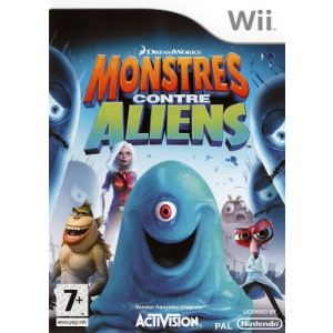 Monstres contre Aliens [Wii]