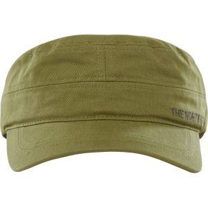 The North Face Logo Military Casquette Hat Iguana Green d'inspiration Militaire, Homme XL Vert (Iguana Green)