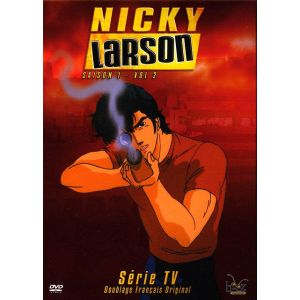 Nicky Larson City Hunter - Saison 1 - Partie 2