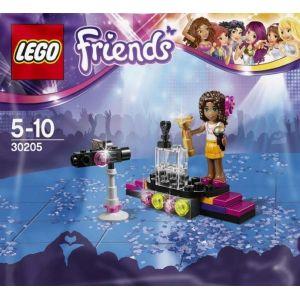 Lego 30205 - Friends : Star de la Pop tapis rouge