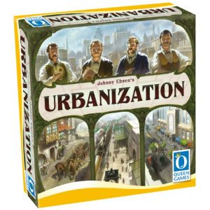 Asmodée Jeu de plateau Urbanization