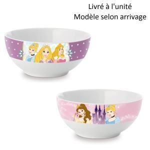 Bol modèle Disney Princess en céramique