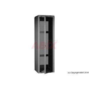 MCAD Baie réseau 600 x 600 27U grise