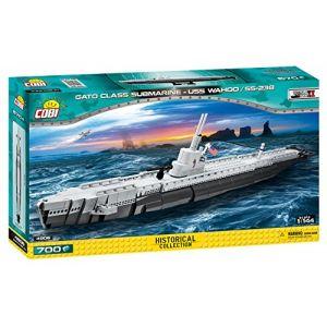 Cobi Sous-marin américain Wahoo- Jeux de construction