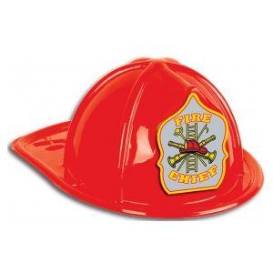 Casque de pompier pour adulte