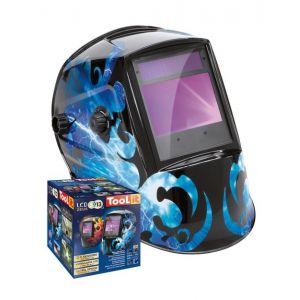 GYS Masque de soudure LCD ZEUS 5-9/ 9-13 G Blue