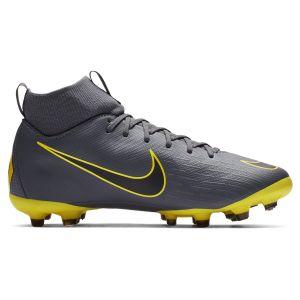 Nike Chaussure de football multi-terrainsà crampons Jr. Superfly 6 Academy MG Game Over pour Jeune enfant/Enfant plus âgé - Gris - Taille 38 - Unisex
