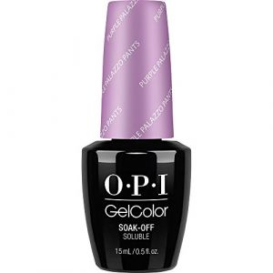 O.P.I Purple Palazzo Pants - Gel vernis à ongles