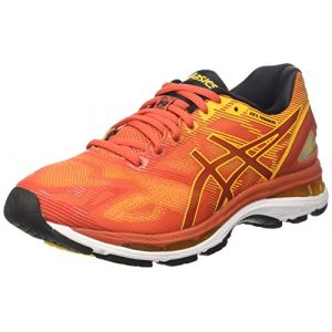 best sneakers 29559 3ab9b Asics Gel-Nimbus 19, Chaussures de Gymnastique Homme, Rouge (Red Clay