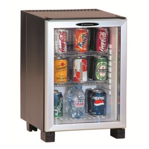 Dometic RH439LDAG - Réfrigérateur mini bar avec porte vitrée