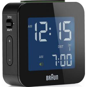 Braun BNC008 - Réveil de voyage digital