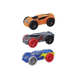 Image de Hasbro Nerf Nitro - Coffret de 3 recharges (orange, bleu, gris)