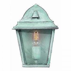 Elstead Applique Murale St James 1x100W - Vert-de-Gris - LIGHTING - stjamesverdi