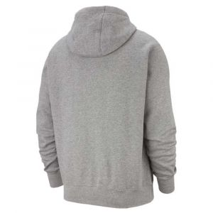 Nike Sweatà capuche Sportswear Club Fleece - Gris - Taille L - Male
