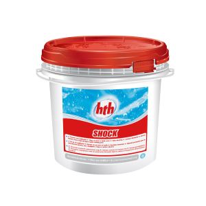 hth Chlore Shock en poudre - 5 kg