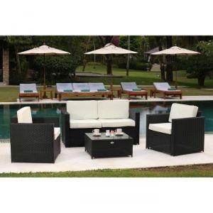 Salon de jardin beau rivage - Comparer 10 offres