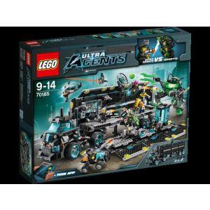 Lego 70165 - Ultra Agents : Le QG des agents
