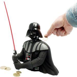 Abysse Corp Tirelire buste Darth Vador Star Wars