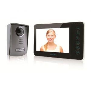 Avidsen Interphone vidéo Ylva - Noir