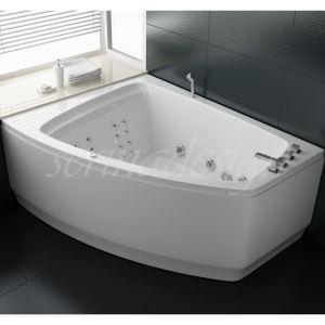 Shower Design Elios Baignoire Balneo D Angle 2 Places 336 Litres