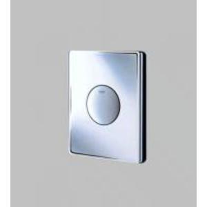 Grohe 38573000 - Plaque de commande SKATE chromé