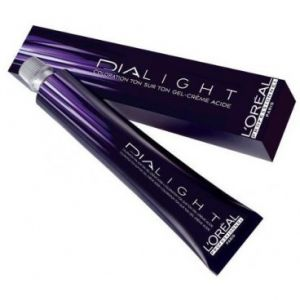 L'Oréal Dia light N° 6.65 blond foncé rouge acajou - Coloration ton sur ton