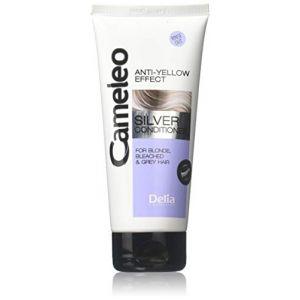 Delia Cosmetics Anti Yellow Effect Silver Conditioner - 200 ml