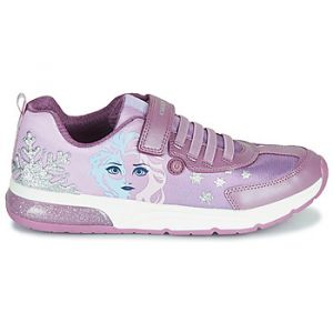 Geox Chaussures enfant JR SPACECLUB GIRL - Couleur 36,37,38 - Taille Violet