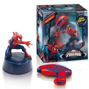 Megableu Ultimate Spider-man chasse Rhino