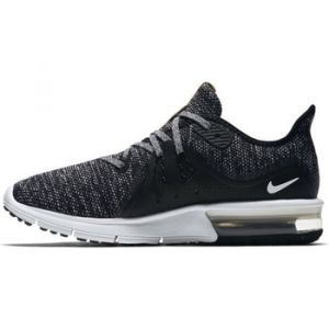 Nike Chaussure Air Max Sequent 3 pour Femme - Noir - Taille 37.5 - Female