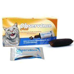 TVM Observence chat : facilitateur d'observance (6 sachets)
