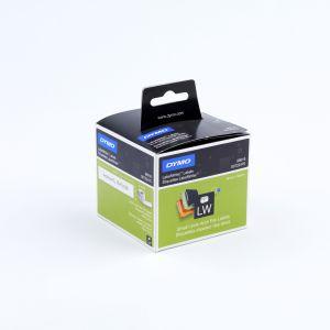 Dymo S0722470 - 110 étiquettes adhésives pour classeur à levier (38 x 190 mm)