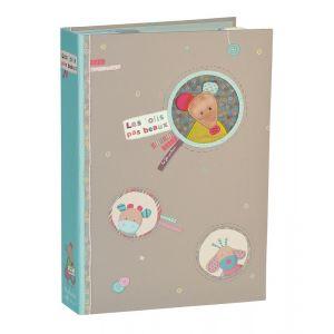 Panodia Album Les Jolis Pas Beaux 10x15 300V Memo