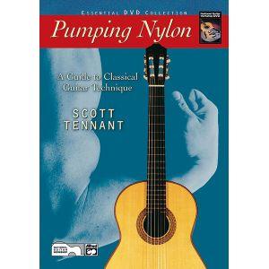 Alfred Music Publishing TENNANT SCOTT - PUMPING NYLON + DVD - GUITAR