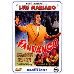 Coffret Luis Mariano  - Fandango + L'aventurier de Séville