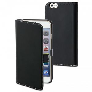 Muvit MUSLI0561 - Étui Folio Slim pour iPhone 6