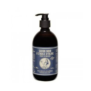 Marius Fabre Savon Noir Liquide 500 ml à l'huile d'olive