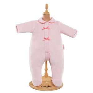 Corolle Pyjama rose pour poupon (30, 36 ou 42 cm) - (2013)
