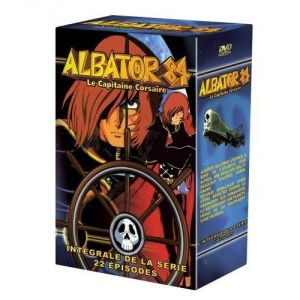 Albator 84 - Coffret 5 DVD (Vol. 1 à 5)