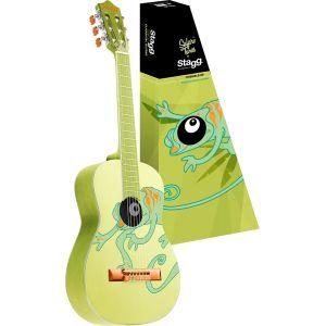 Stagg C530 Chameleon Guitare classique Vert